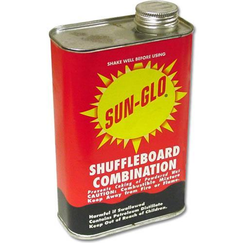 Shuffleboard Table Cleaner & Polish