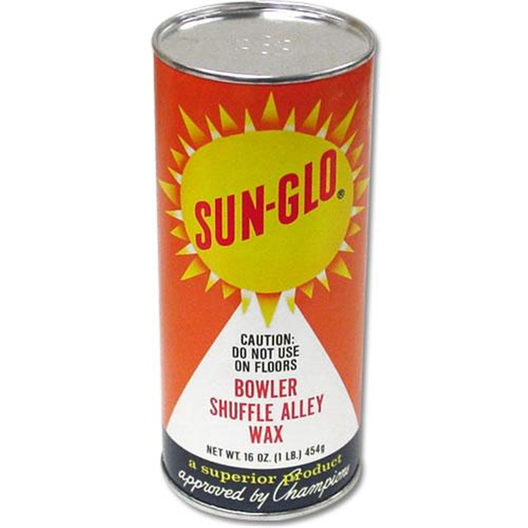Sun-Glo Shuffleboard Powder Wax