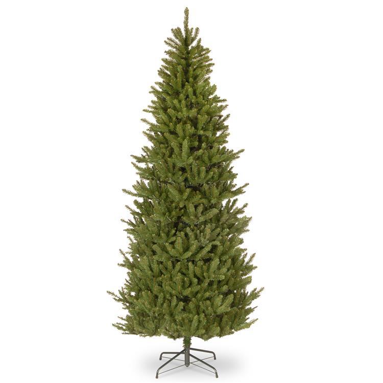 National Tree Natural Fraser Slim Fir Tree [Item # NAFFSLH1-90]