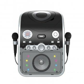 NAXA NKM-100 Bluetooth(R) Karaoke System