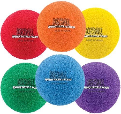 Rhino® Foam No-Bounce Ball Set