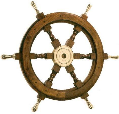 Ship Wheel-30 inches