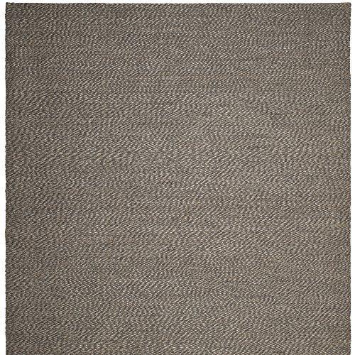 Traditional Rug - Natural Fiber Sisal -Grey/Grey