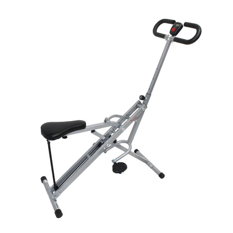 Sunny Health And Fitness Upright Row-N-Rider Exerciser