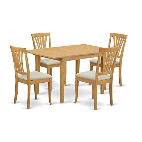 Dining Room Set-Dining Table And Dining Chairs