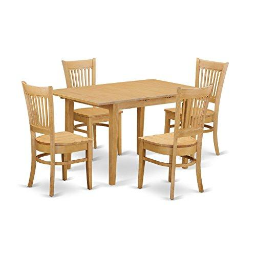 Dining Room Set - Small Dining Table And Dinette Chairs