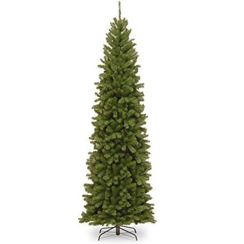 National Tree North Valley Spruce Pencil Slim Tree [Item # NRV7-505-100]