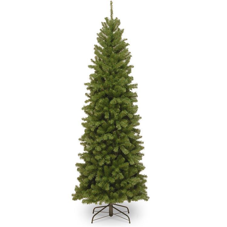 National Tree North Valley(R) Spruce Pencil Slim Tree [Item # NRV7-505-65]