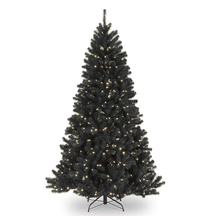 National Tree North Valley Spruce Tree with Clear Lights [Item # NRVK7-300-75]