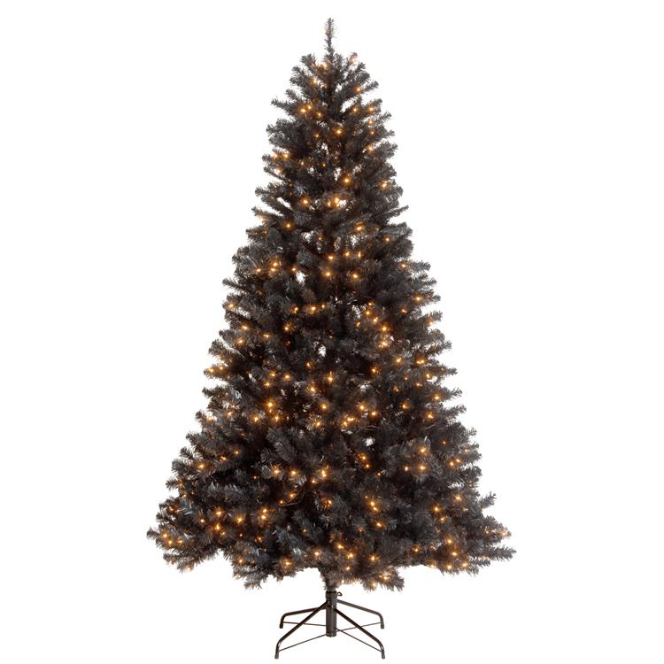 National Tree North Valley(R) Blue Spruce Tree with Clear Lights [Item # NRVK7-300-75]