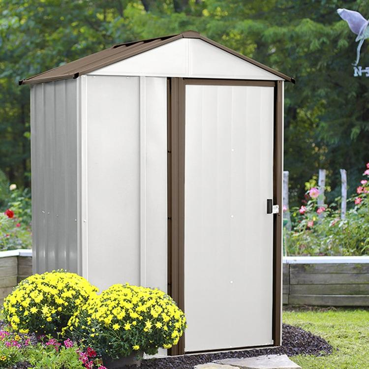 Arrow Sheds Newburgh 5 ft. W x 4 ft. D Metal Vertical Storage Shed