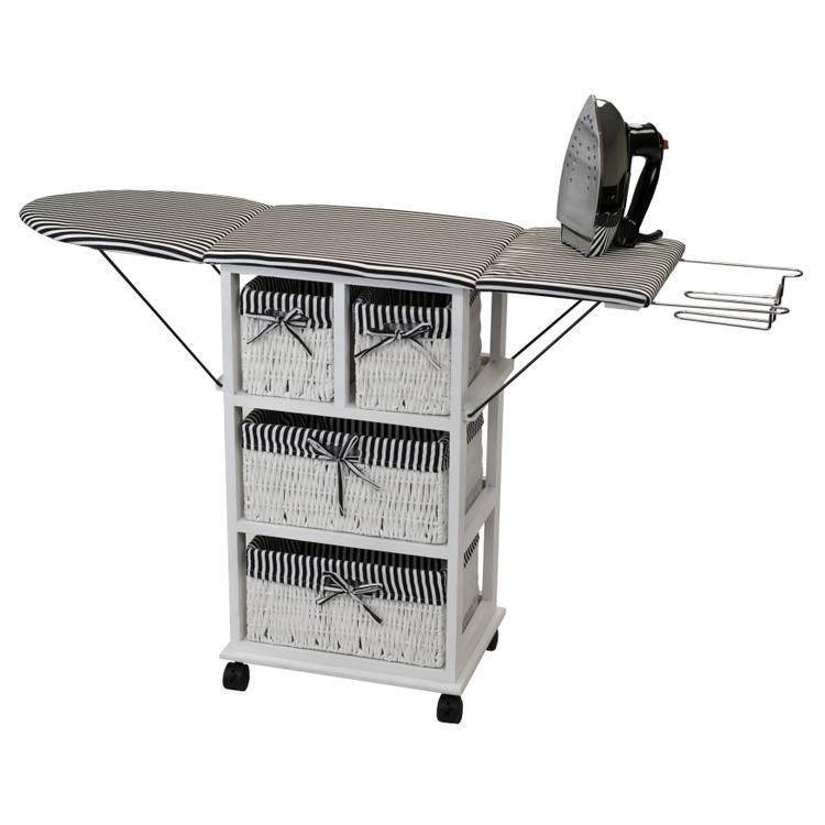 Corner Housewares SpaceMaster Portable Ironing Board Center (29
