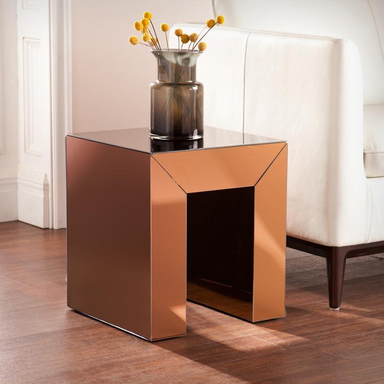 Schiaparelli Mirrored Accent Table