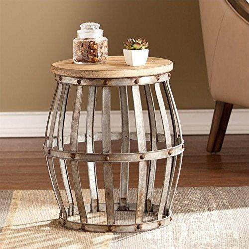 SEI Mencino Accent Table Set