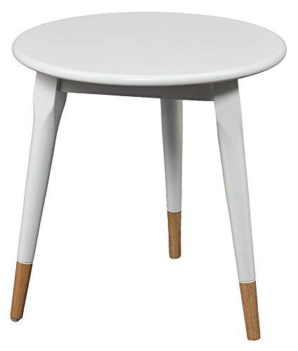 Southern Enterprises Alden Round Side Table