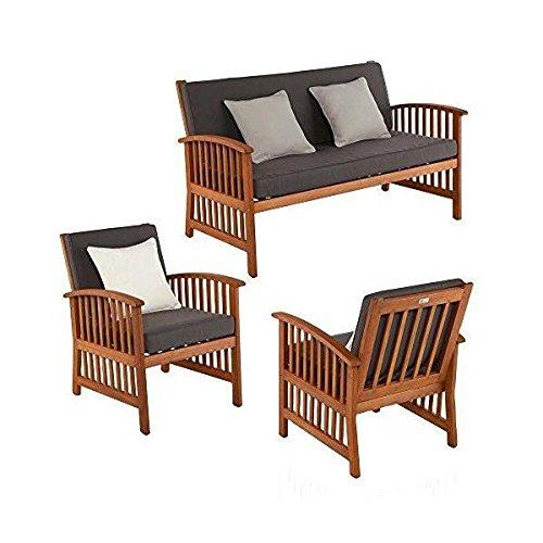 Catania Outdoor Deep Seating Set