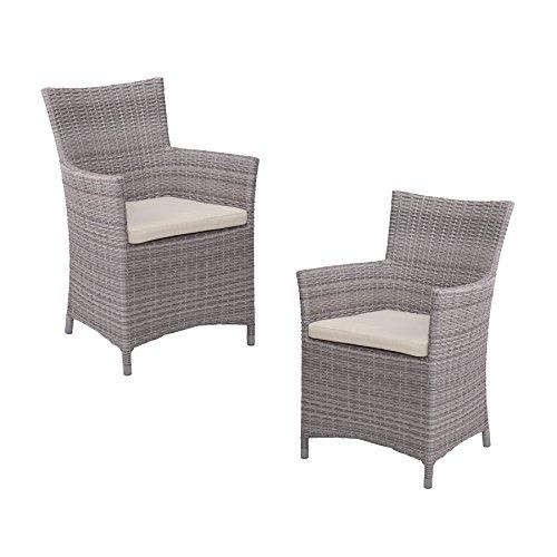 Southern Enterprises Bristow Outdoor Easy Chairs Set
