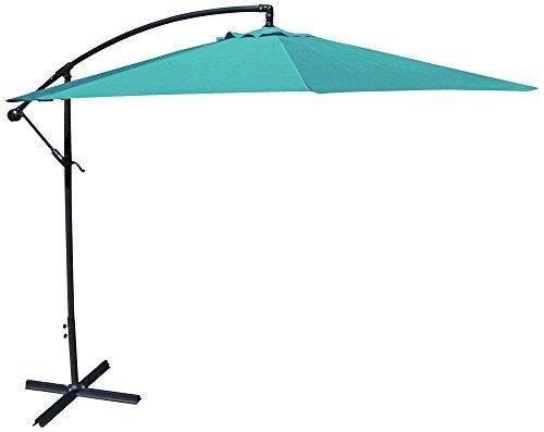 10FT Offset Umbrella in Aruba