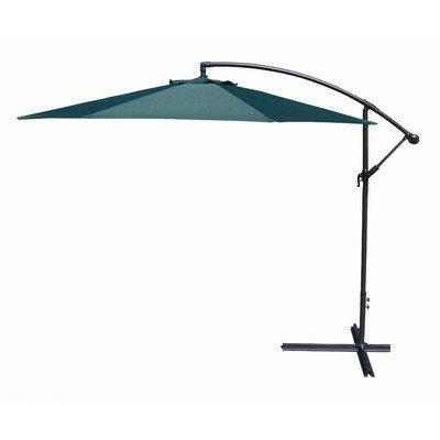 10FT Offset Umbrella in Green