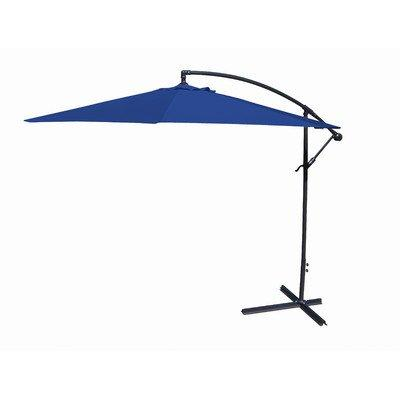 10FT Offset Umbrella in Royal