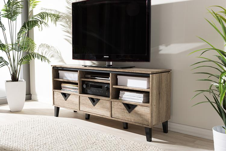 Baxton Studio Wales Modern And Contemporary Tv Stand
