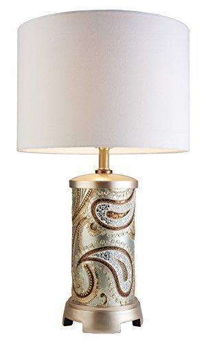 Aurora Paisley Table Lamp