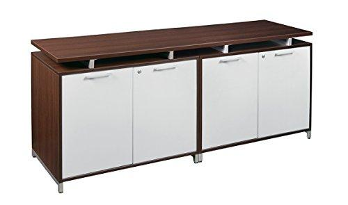 OneDesk Double Storage Cabinet Credenza- Java
