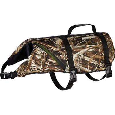 Nylon Pet Vest X-Large, Realtree Max-5
