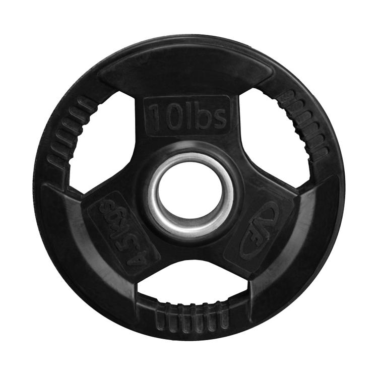 Valor Fitness 10Lb Olympic Plates