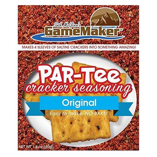 Game Maker PAR-TEE Cracker Seasoning - Original