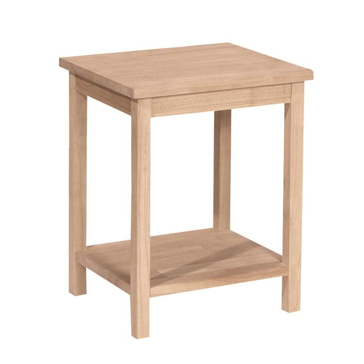 International Concepts Portman Accent Table