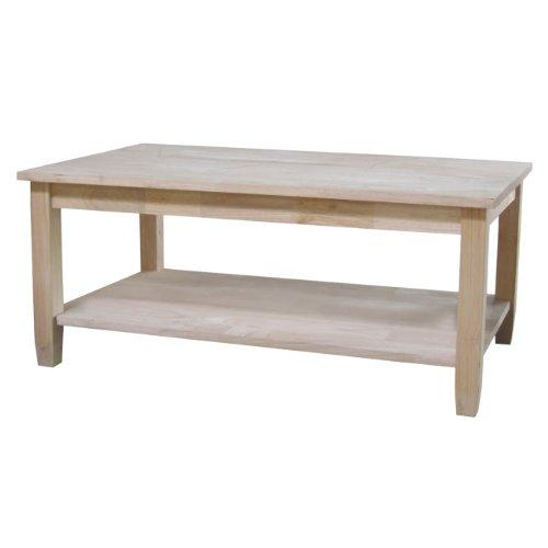 International Concepts Solano Coffee Table