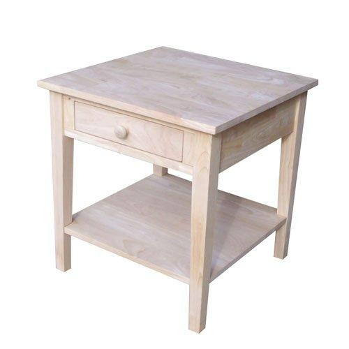 International Concepts Spencer End Table