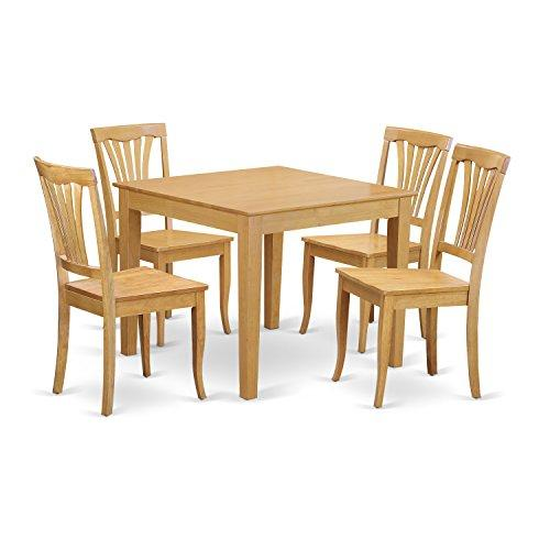 Table And Chairs Set - Table And Dining Chairs