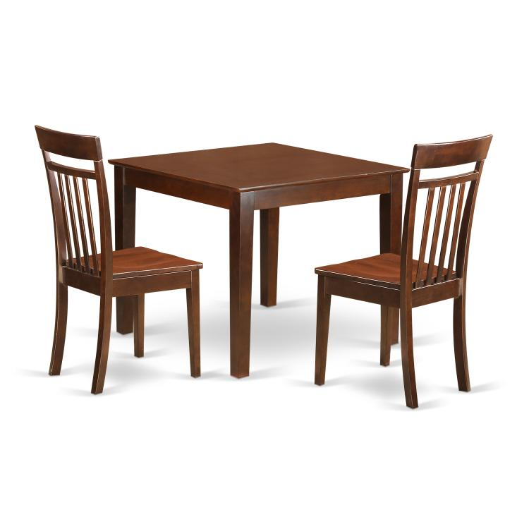 Table And Chair Set With A Dining Table And Kitchen Chairs