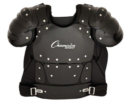 Outside Plastic Shield Professional Umpire Chest Protector