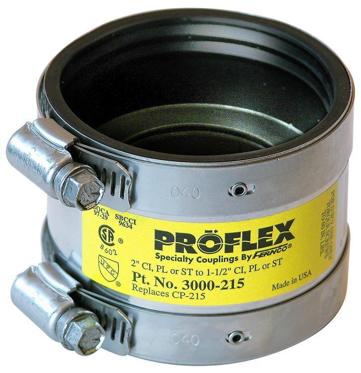P3000-215 Coupling Proflex 2