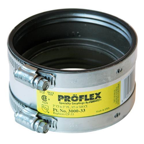 P3000-33 Coupling Proflex 3