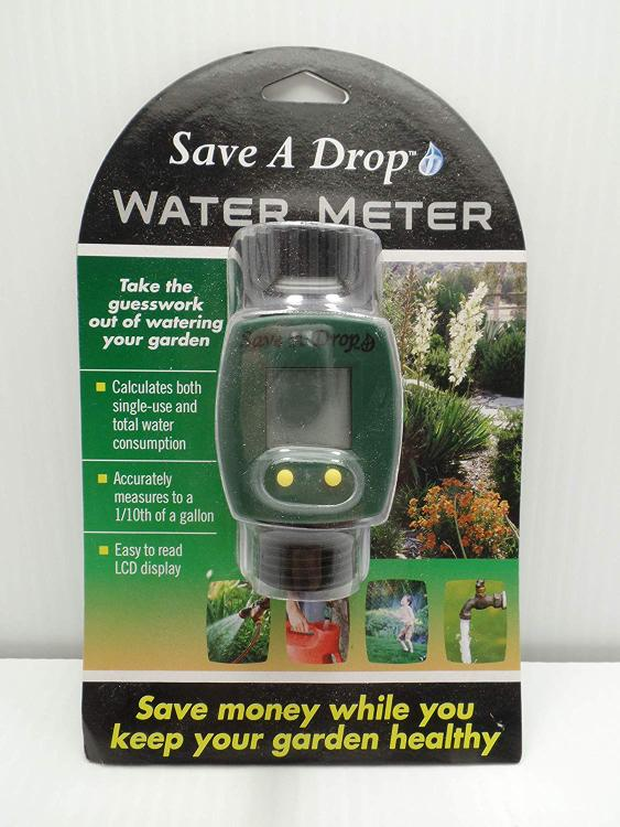 P3 Water Meter, Save A Drop [Item # P3-P0550]