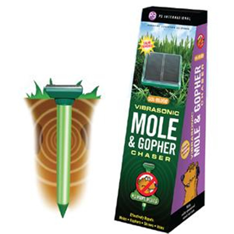 SolMate Vibrasonic Mole and GopherChaser