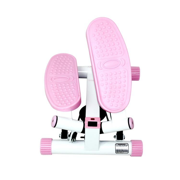 Sunny Health And Fitness Adjustable Twist Stepper