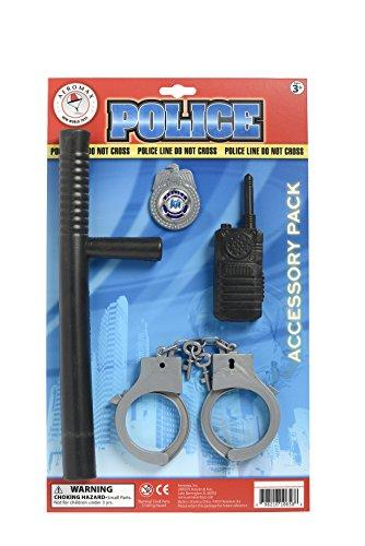 Police Officer Accessory Set