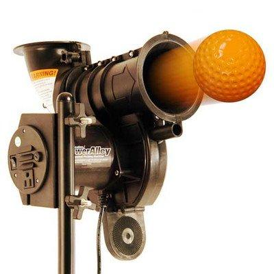 Heater Sports Power Alley Lite Baseball Machine