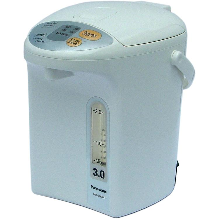 3.2 Qt. Electric Thermal Pot - White
