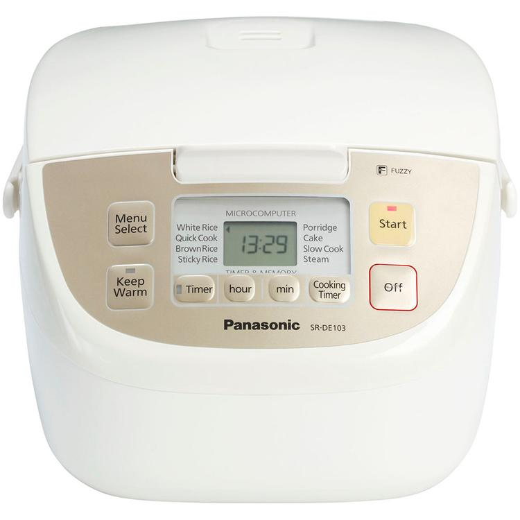 5-Cup Fuzzy Logic Rice Cooker