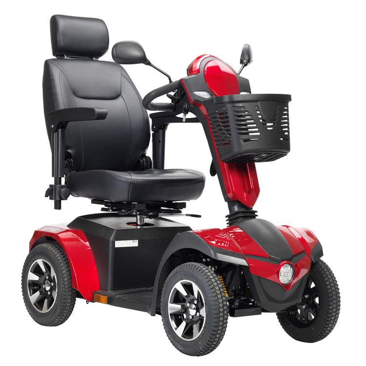 Drive Medical Panther 4-Wheel Heavy Duty Scooter