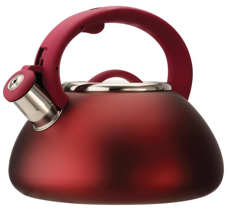 Pavre-6225 Kettle Ava Red 2.5Q