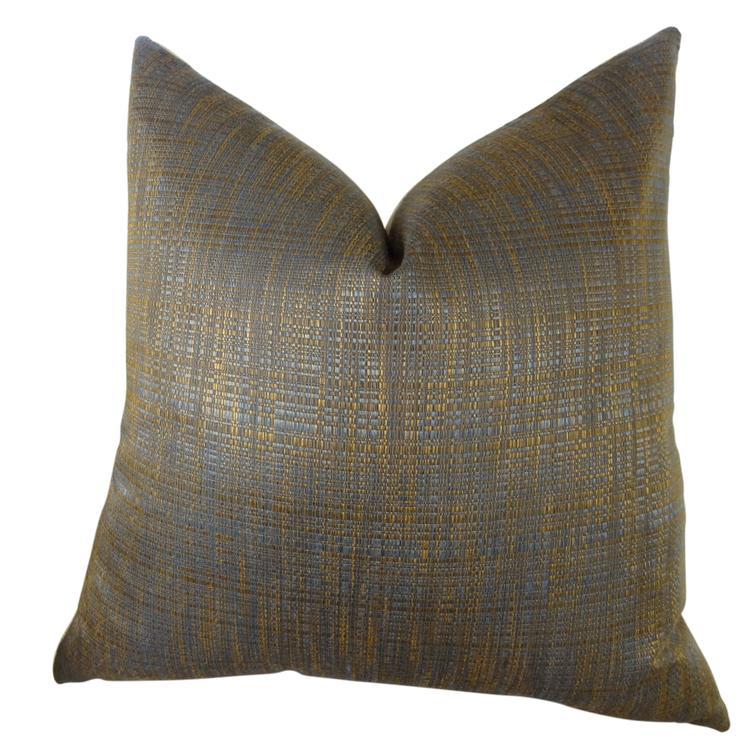 Plutus Clonamore Handmade Throw Pillow