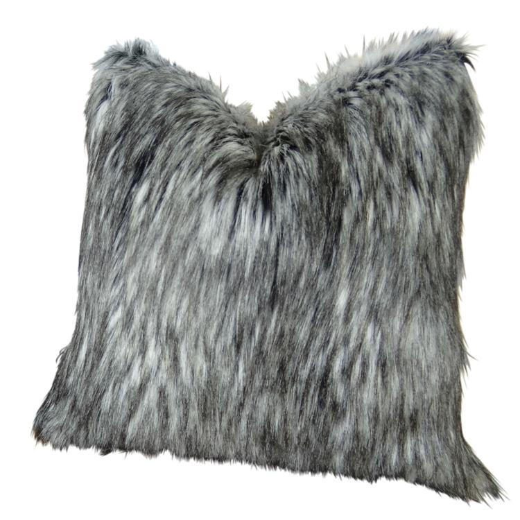 Plutus Siberian Husky Handmade Throw Pillow