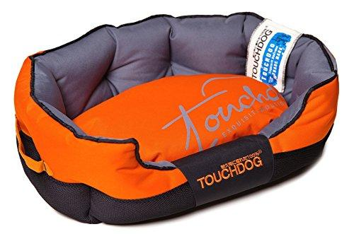 Touchdog Performance-Max Sporty Comfort Cushioned Dog Bed